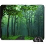 Secrecy of Transformation Mouse Pad, Mousepad (Forests Mouse Pad)