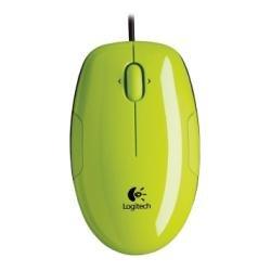 Logitech LS1 Laser Mouse - Acid Yellow
