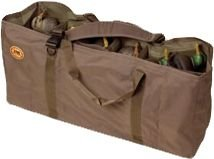 Final Approach Green Field Duck Decoy Bag, 12 Slot by Final Approach