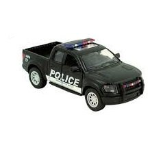 2013 Ford F150 SVT Raptor Supercrew (Rescue Police) 1:46 Scale