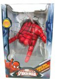 Marvel Ultimate Spiderman Spidey Hand 3d Light