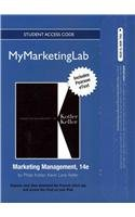 NEW MyMarketingLab with Pearson eText -- Access Card -- for Marketing Management