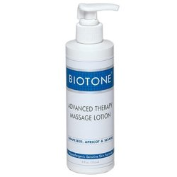 Biotone Advanced Therapy Massage Lotion (8 Oz W/ Pump)
