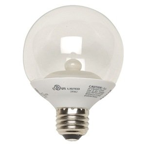 LED Light Bulb, G25, 3000K, Warm