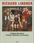 img - for Richard Lindner: Catalogue Raisonne of Paintings, Watercolors, and Drawings (Arts & Design) book / textbook / text book