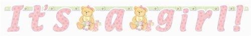 Precious Bear Pink Banner - 1
