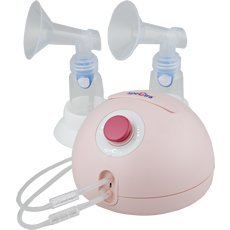 Review Spectra Dew 350 Advanced Double Electric Hospital Grade Breast Pump with Tote!