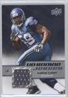 Aaron Curry Seattle Seahawks (Football Card) 2009 Upper Deck Rookie Jersey #RJAC at Amazon.com