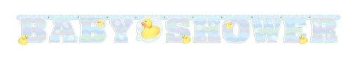 Rubber Duckie Banner 6.8' - Each - 1