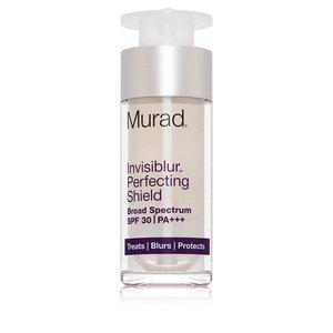 Murad Invisiblur Perfecting Shield Broad Spectrum SPF 30 Pa+++ Serum, 1.0 Ounce