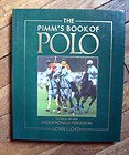 Pimms Book of Polo (0091738202) by Lloyd, John