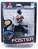 McFarlane Toys NFL Series 32 Arian Foster-Houstan Texans Action Figure