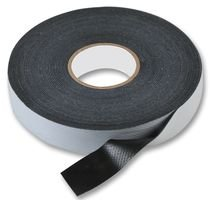 10m Black Self Amalgamating Tape for Waterproofing Connections by PoundMax