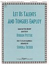 img - for LET US TALENTS AND TONGUES EMPLOY - Fred Kaan Doreen Potter - Tucker - Handbells - Sheet Music book / textbook / text book