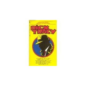 Movie tie in - Dick Tracy