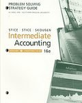 Problem-solving Strategy Guide, Volume 2 to Accompany Intermediate Accounting, 16th Edition