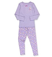 Fairy Thermal Top & Leggings Set
