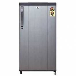Videocon VAE204 Chill Mate Direct-cool Single-door Refrigerator (190 Ltrs, Silky Grey)