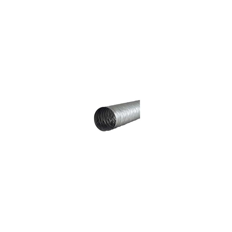 Hi Tech Hose 4x25 Slp 10 Grey Non Insulated Flex Duct