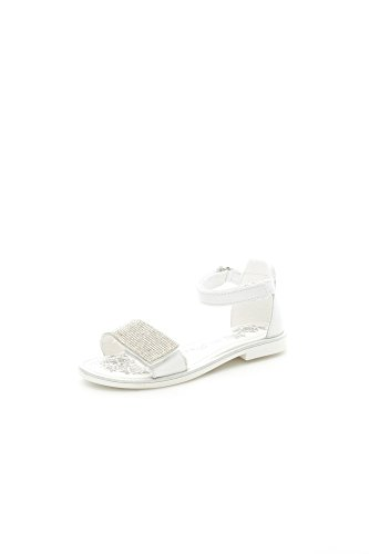 Primigi 3266100 Sandali Bambino Pelle Bianco Bianco 30