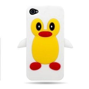 Global White Penguin Design Soft