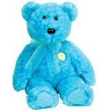 TY Beanie Buddy - CLASSY the Bear