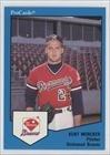 Kent Mercker (Baseball Card) 1989 Richmond Braves ProCards #835 by Richmond Braves ProCards