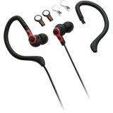 buy 2-In-1 Sport Earbuds With Removeable Earhooks White
