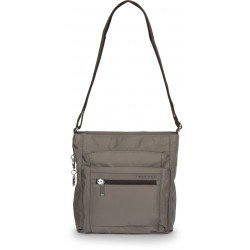 Hedgren Orva HIC370 Medium Shoulder Bag Sepia Brown