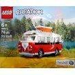 Lego Creator Volkswagen Camper Van 40079 Polybag 76 Pieces by LEGO TOY (English Manual) bestellen