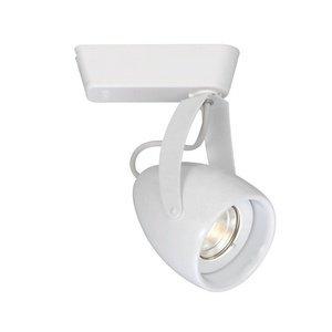Wac Lighting H-Led820S-35-Bk Ledme Impulse-120V Luminaire With 28-Degree Beam Angle And Spot-H Track-3500K, White