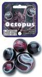Octopus Game Net Set 25 Piece Glass Mega Marbles Toy - 1