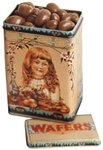Anabelle (28 oz of our spectacular chocolate covered cashews in a keepsake tin)