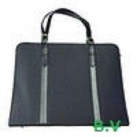 ビジネスバッグ 黒 シンプル 就活バッグ レディース A