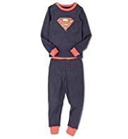 Superman™ Soft & Cosy Thermal Top & Trousers Set