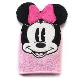 Disney Mickey Mouse & Friends Minnie Mouse Bath Mitt - 1