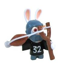 Rabbids in Sports - Football Figure / Plus One Mystery Figure - 1