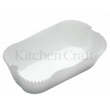 Kitchen Craft Loaf Tin Liners Greaseproof Paper 2lb 40pc (Paper Loaf Pan Liners compare prices)