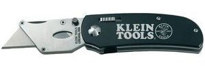 Klein Tools 44108 Double-Locking Folding Utility Knife