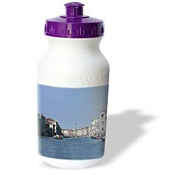 Vacation Spots - Venezia Italy - Water Bottles