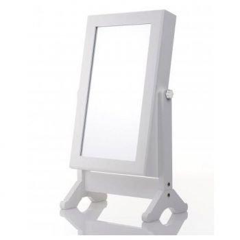 Boite à Bijoux Grand Modèle - avec Miroir Inclinable
