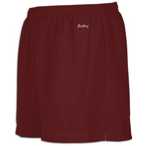 Eastbay Eastbay V-Notch Running Short - Men's ( sz. S, Dark Maroon )