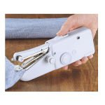 Handheld Sewing Machine from Whatever Works