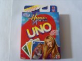 Hannah Montana Uno Card Game - 1
