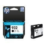 HP CN057AE#BGX - 932 - Black - original - ink cartridge - for Officejet 6100, 6600 H711a, 6700, 7110, 7612