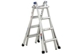 Buy 15′ Extension Multiladder – Werner Telescoping Ladder – Folding Ladder