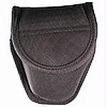 Bianchi Accumold 7317 Black Double Cuff Case with Hidden Snap