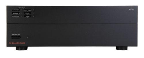 Speakercraft MZC-66 Multi-Zone Audio/Video Amplifier Controller - Shelf Top