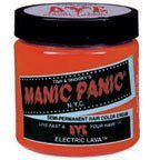 Manic Panic ~ Semi-Permanent Hair Dye ~ Electric Lava