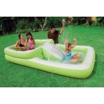 Intex entertainment Slide'N Fun perform Center, grow older 6+ along with Shelf Box